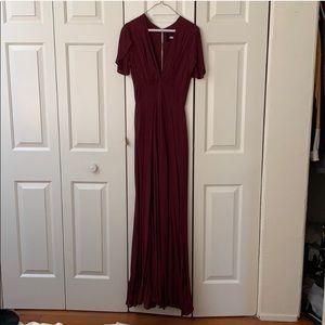 GORGEOUS Reformation maxi dress!